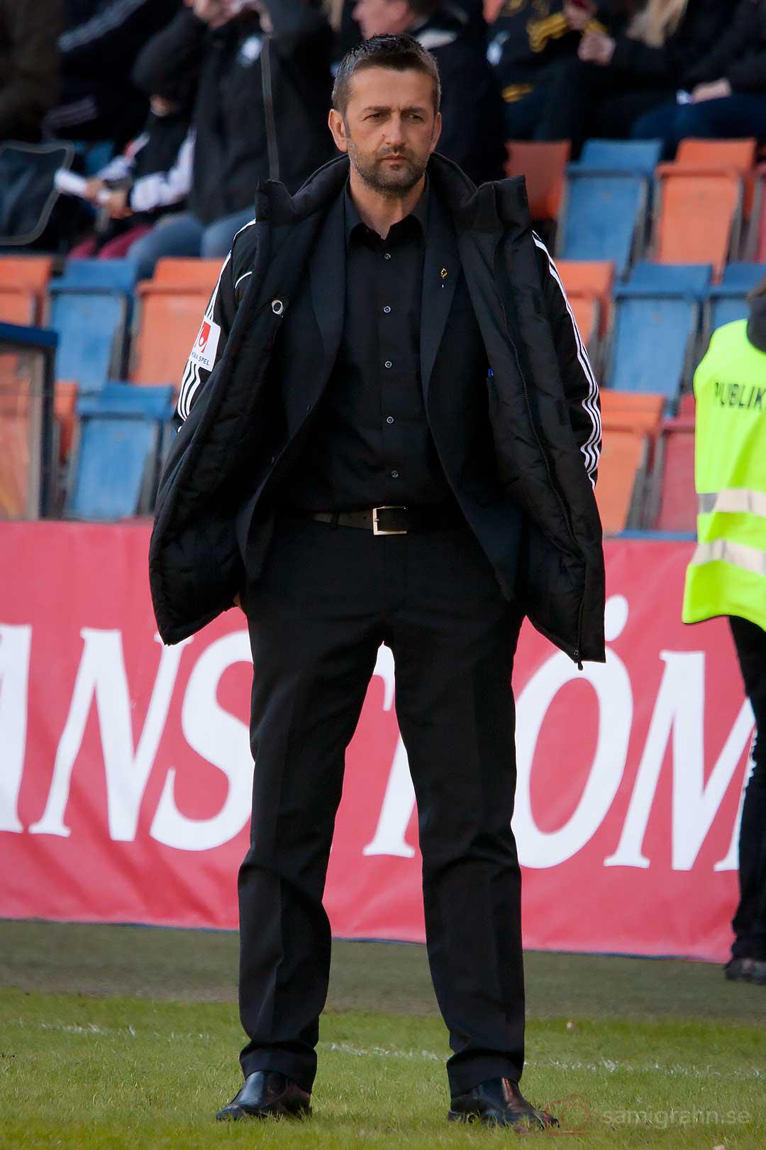AIK assisterande tränare Nebojsa Novakovic