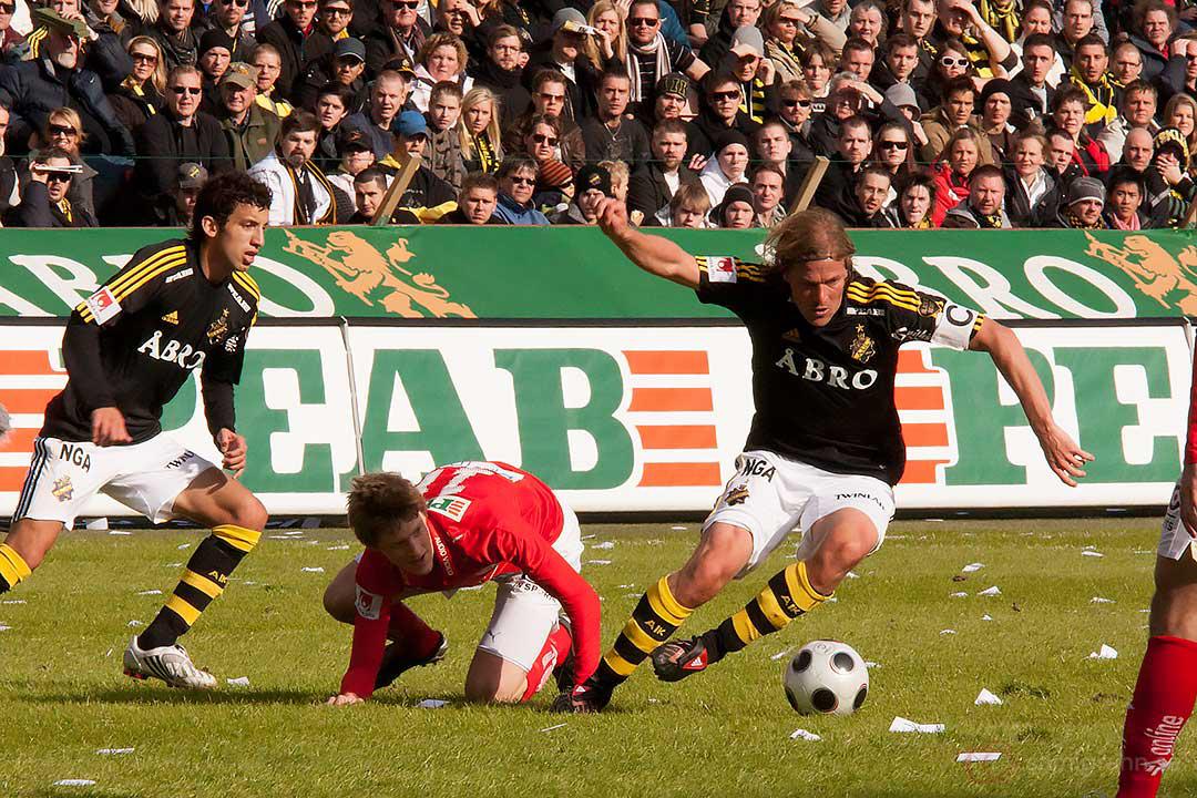AIK Daniel Tjernström