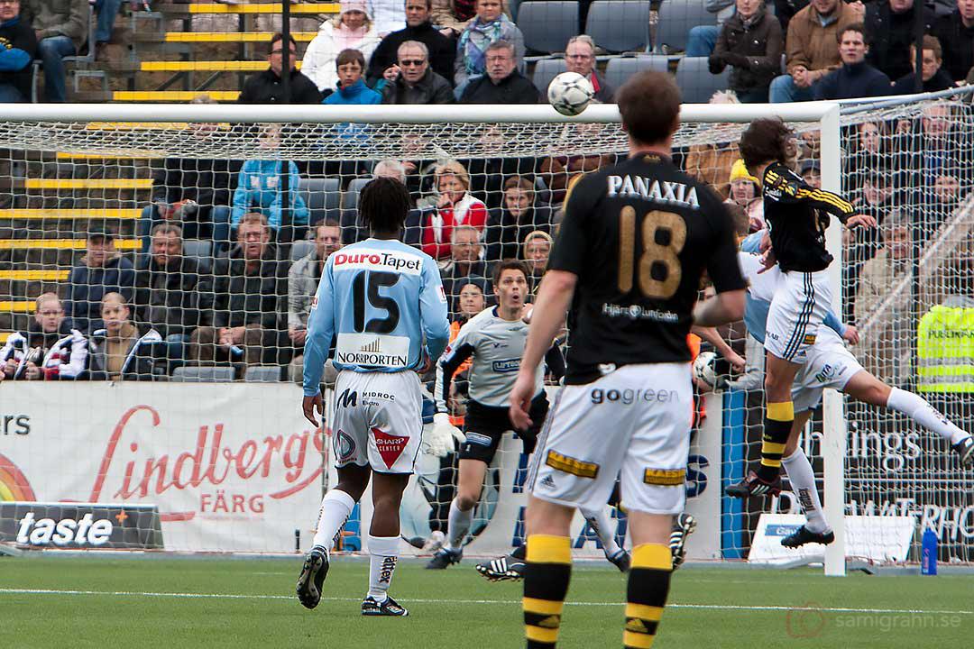 Nickmål av AIK Ivan Obolo