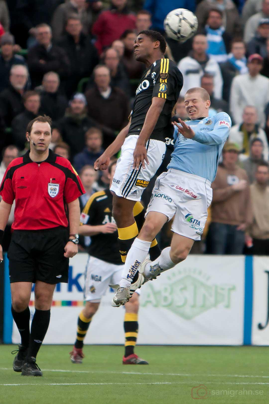 AIK Khari Stephenson hoppar högst