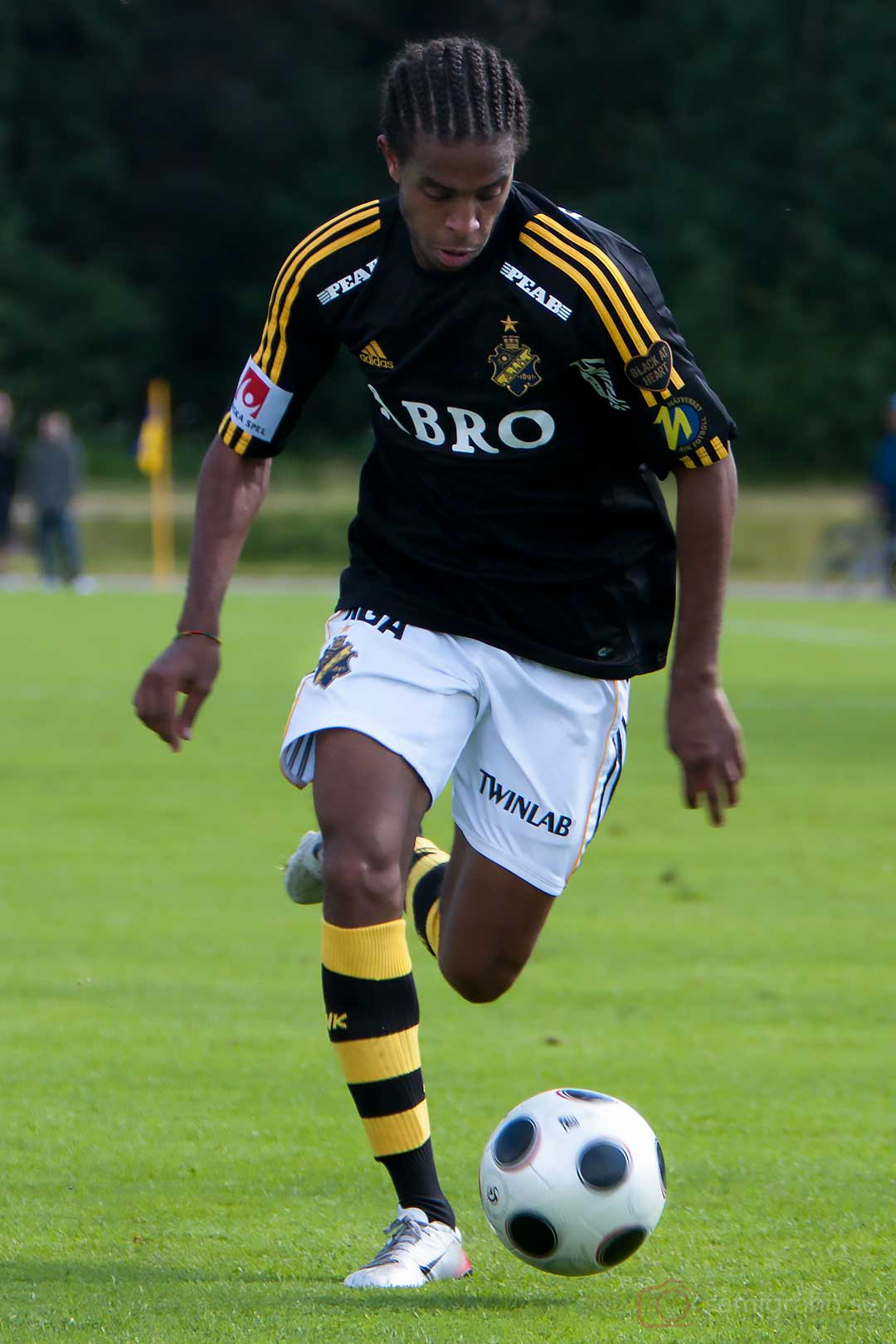 AIK Yussuf Saleh