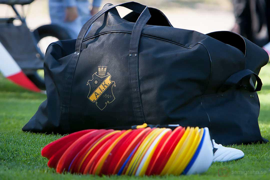 En AIK-väska