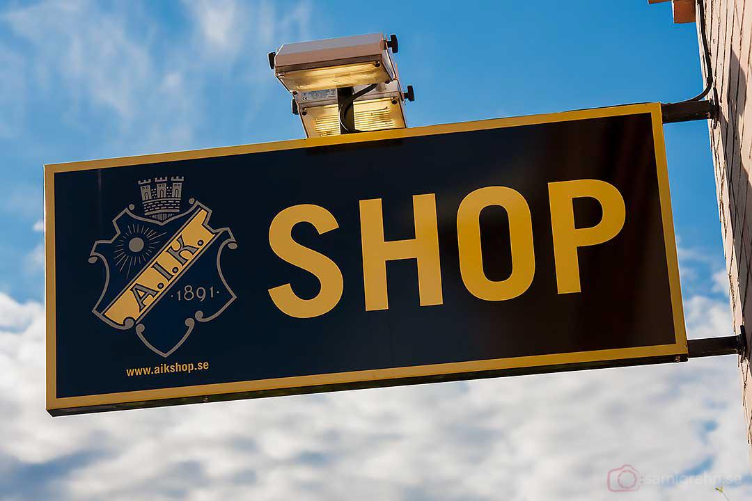 AIK-shopen