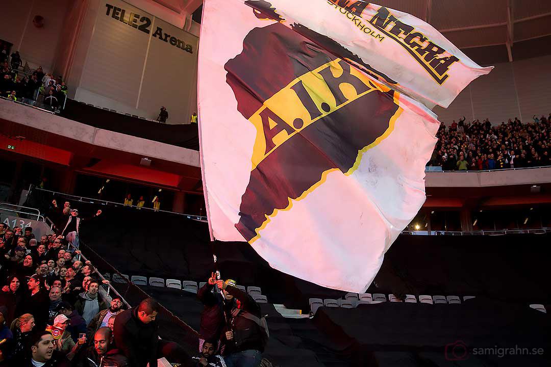 AIK har flera spelare med afrikanskt ursprung