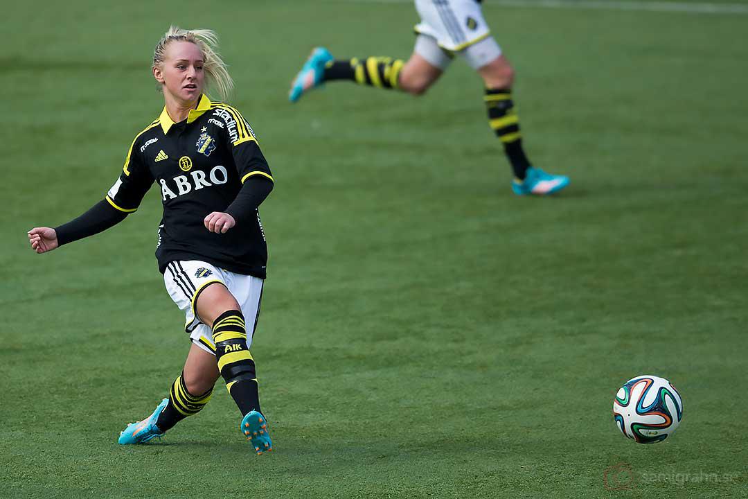 AIK Sarah Fredriksson