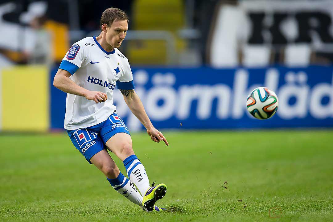 IFK Norrköping Marcus Falk Olander
