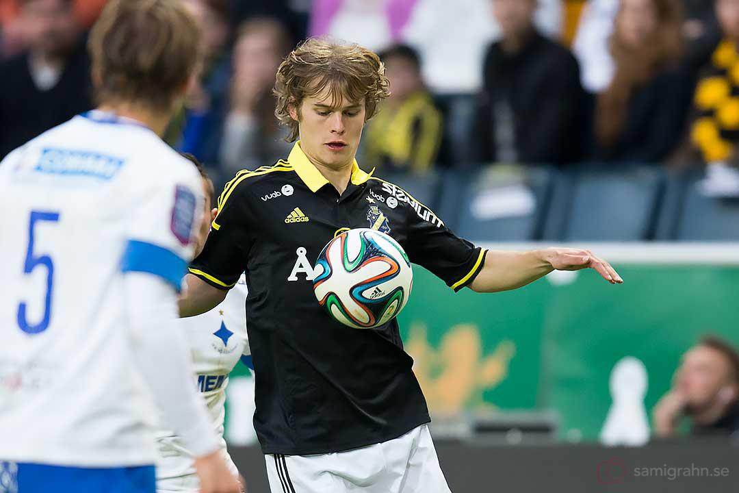 AIK Sam Lundholm