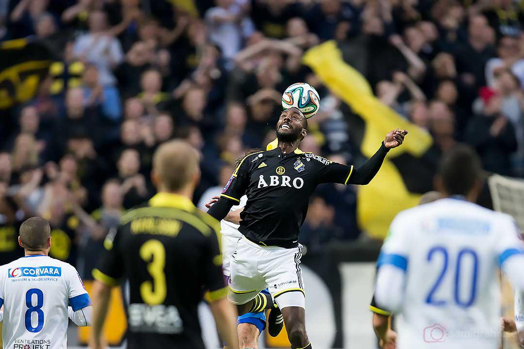 AIK Henok Goitom