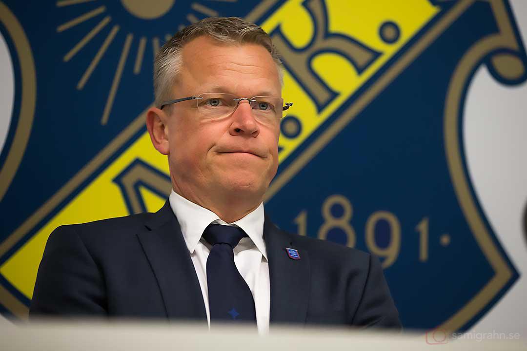 Janne Anderssons IFK Norrköping körde över AIK