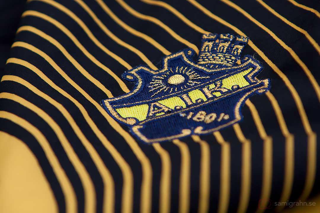 En AIK-halsduk