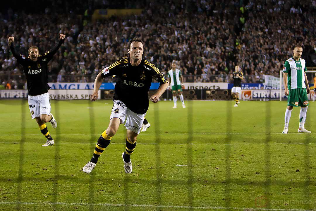 Straffmål av AIK Markus Jonsson