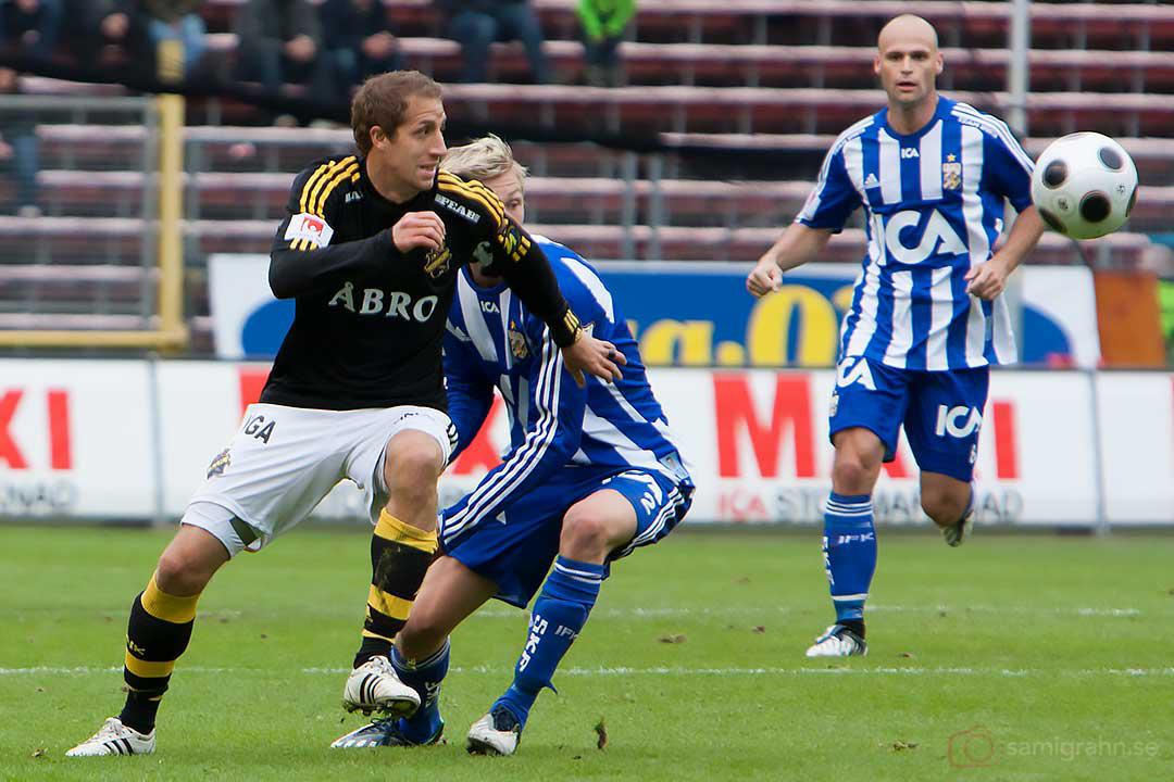 AIK Kenny Pavey