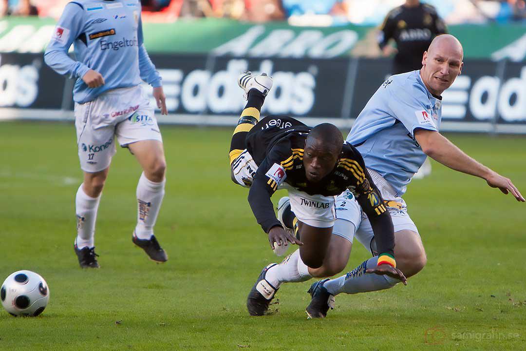 AIK Saihou Jagne flyger
