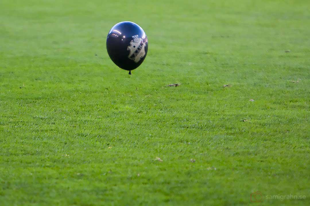 En AIK-ballong