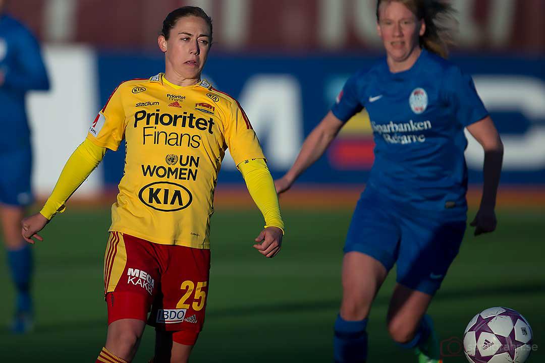 Tyresö Meghan Klingenberg