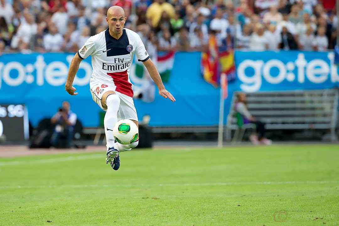 PSG Christophe Jallet