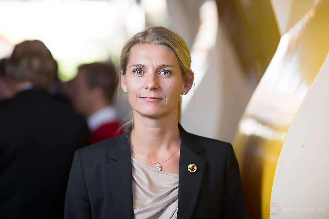 Djurgården tillförordnade VD Jenny Silfverstrand