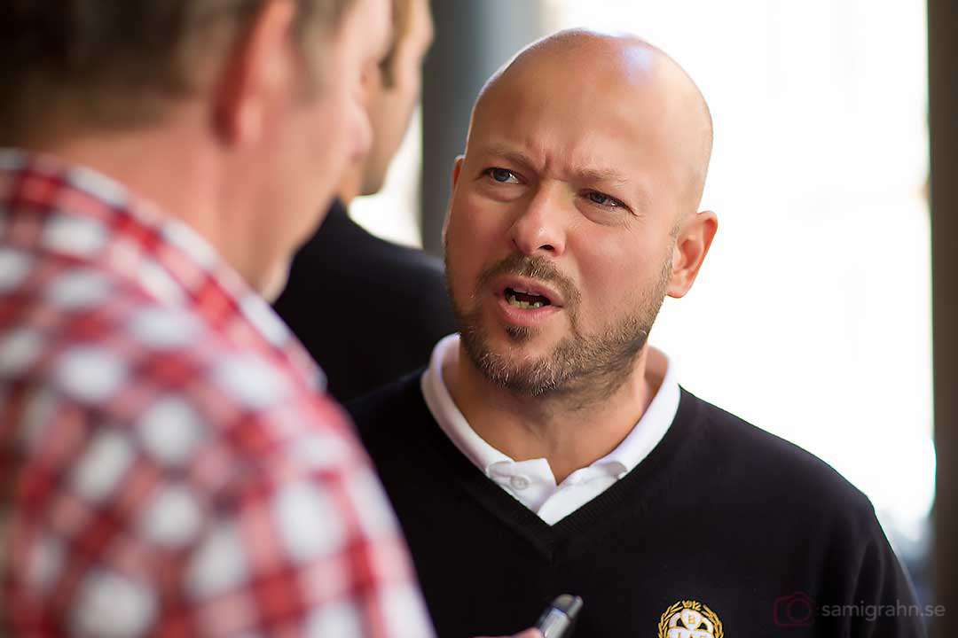 Tommy Jonsson tränare Brynäs