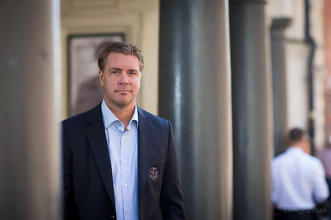 Tommy Salo sportchef Leksand
