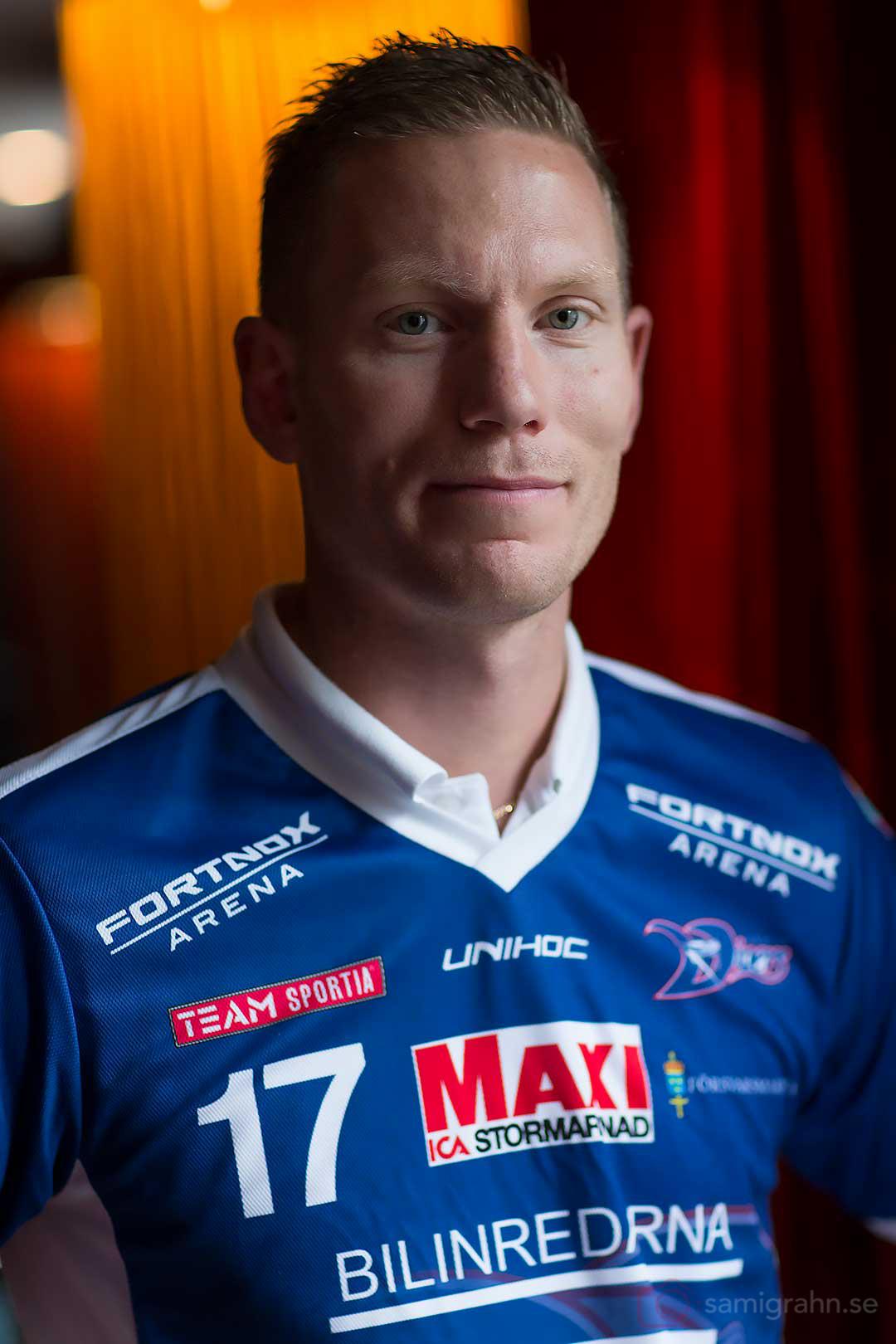 Växjö tränare Niklas Nordén