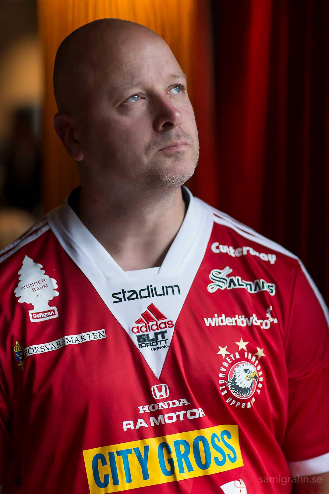Storvreta tränare Magnus Jäderlund