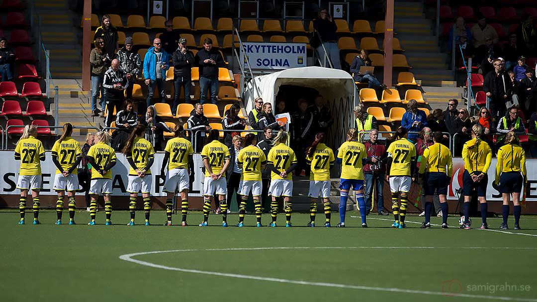 AIK:s spelare med nr 27 på ryggen