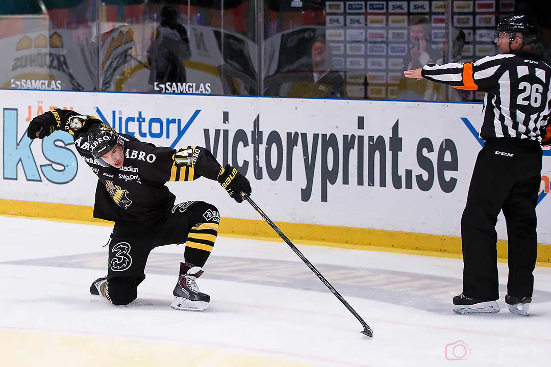 AIK Mark Hurtubuise nöjd med sitt mål