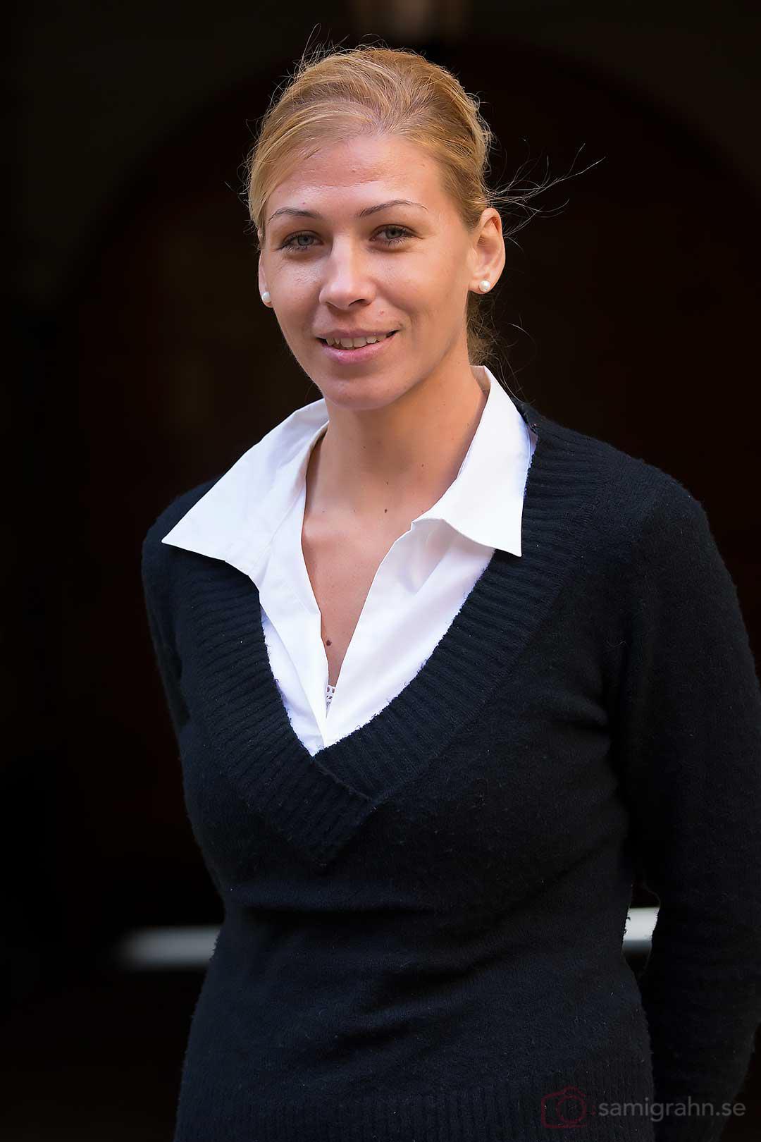 Visby Ladies tränare Tamara Ruzic