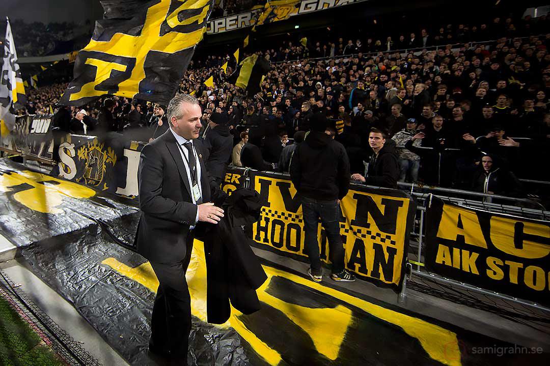 AIK Johan Segui