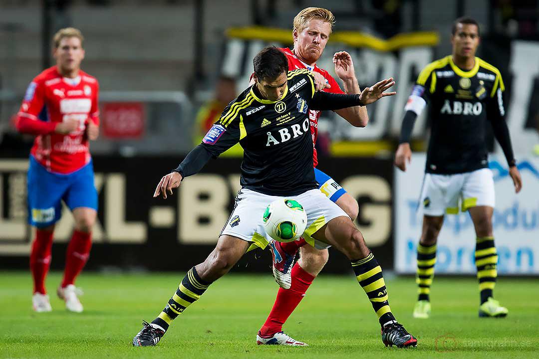 AIK Celso Borges och Öster Josef Elvby