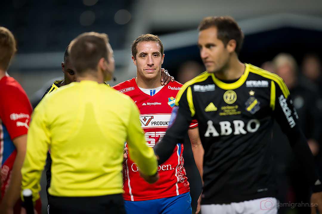Öster Kenny Pavey längtar hem till AIK