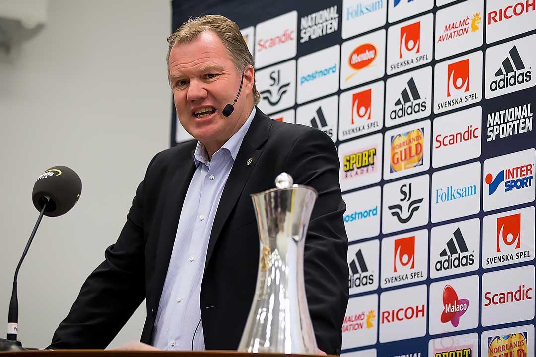 SvFF ordförande Karl-Erik Nilsson