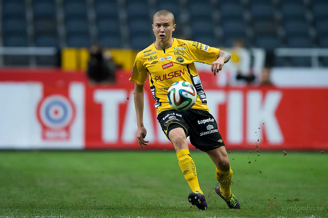 Elfsborg Sebastian Holmén