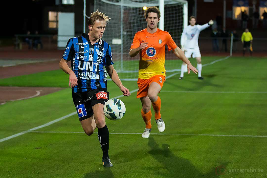 Sirius Christer Gustafsson och AFC Matthew Whatley