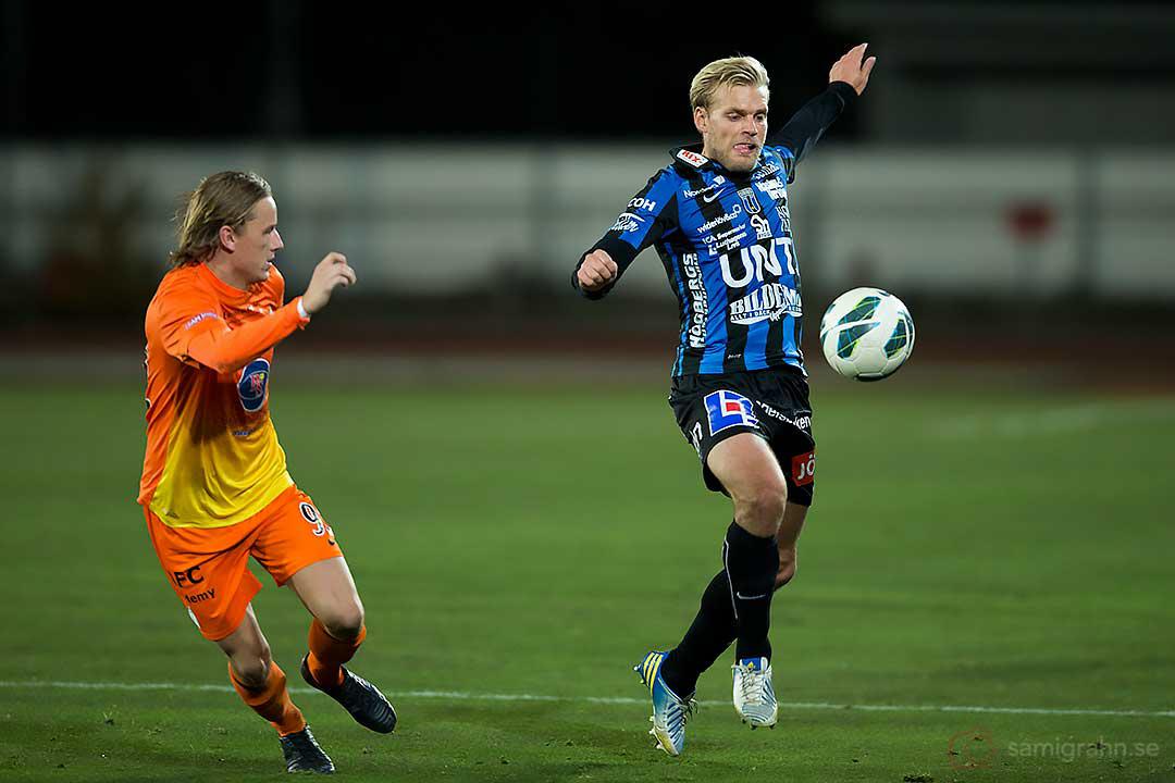 AFC Joakim Alriksson och Sirius  Johan Arneng