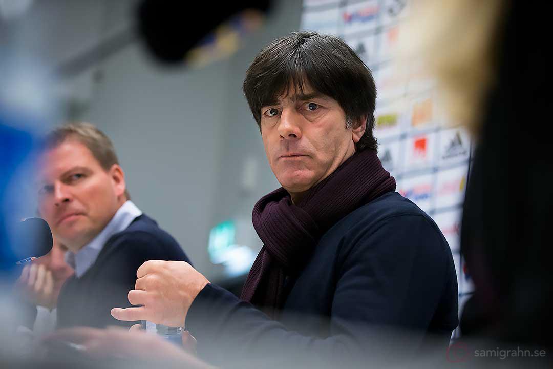Tysklands förbundskapten Joachim Löw