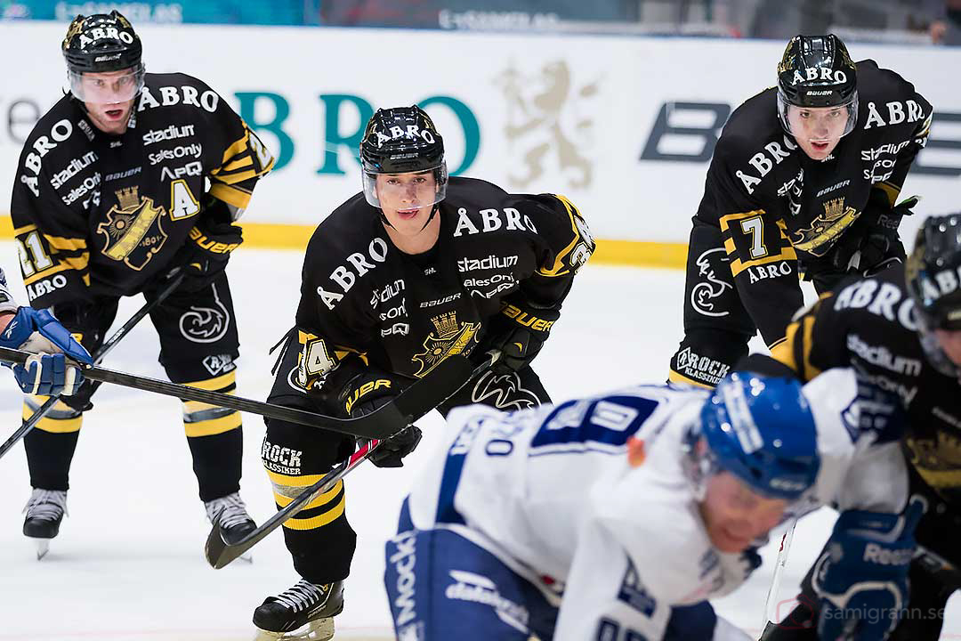 AIK Christian Sandberg, Michael Lindqvist och Brett Carson