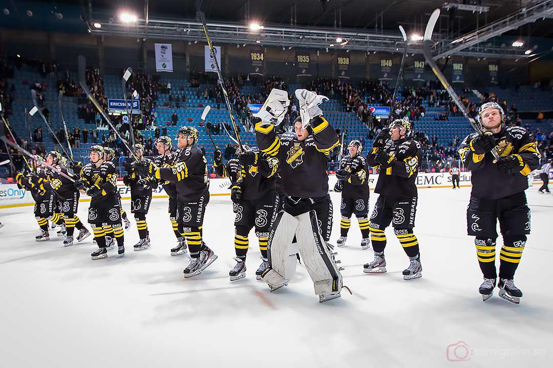 AIK tackar supportrarna för stödet