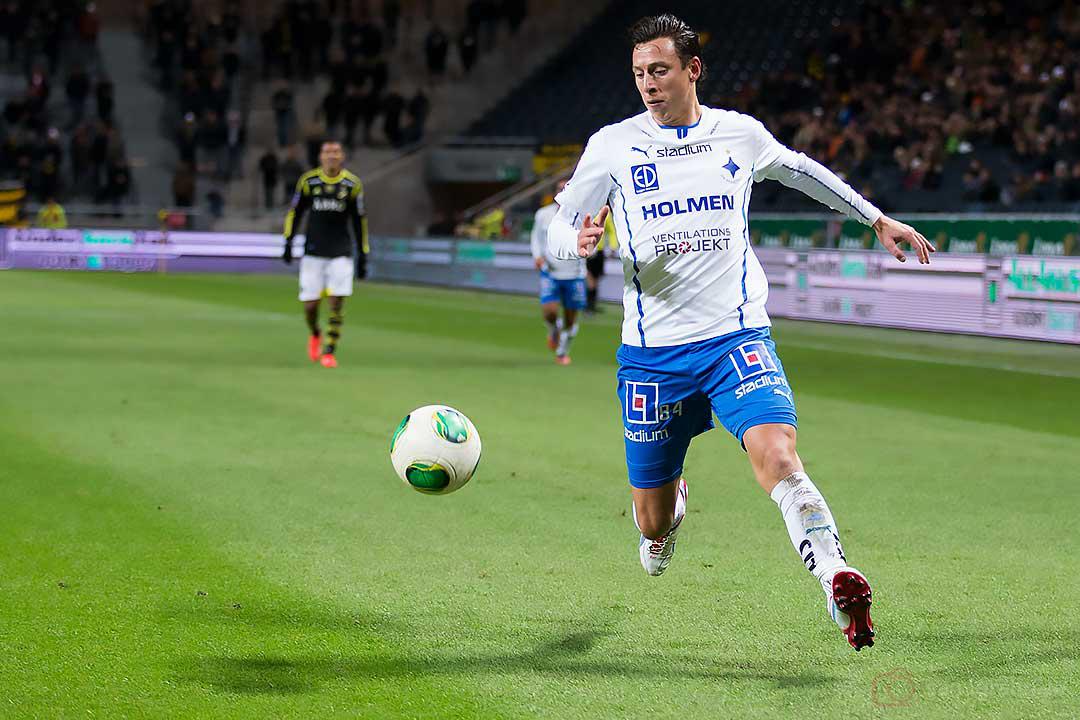 Norrköping Martin Smedberg-Dalence