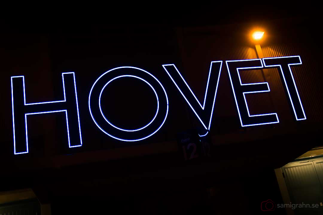 Hovet i neon