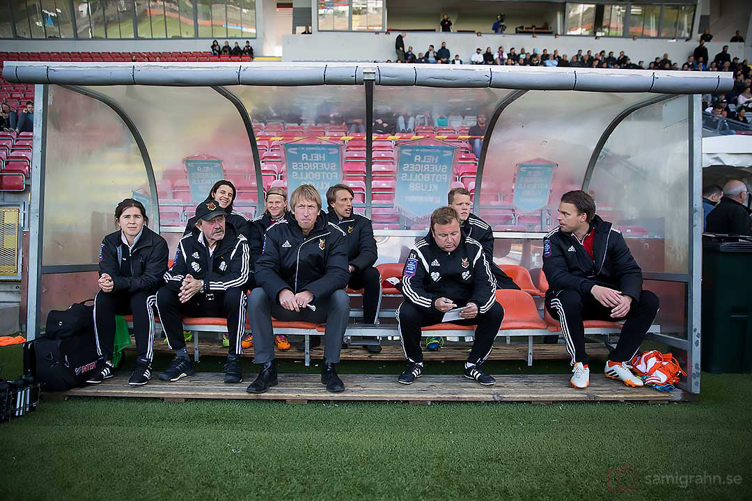 Östersunds tränare Graham Potter