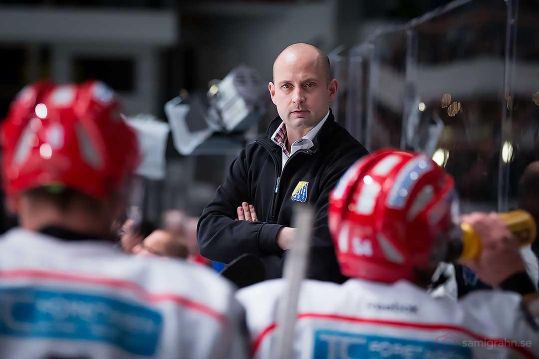 Södertälje tränare Anders Sörensen