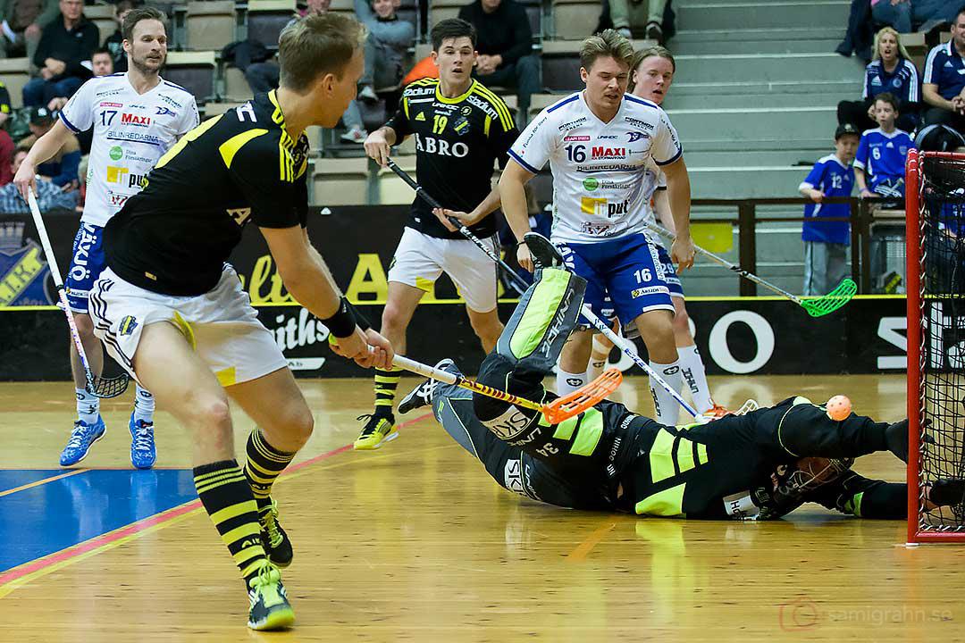 AIK Simon Lindroos inleder målskyttet