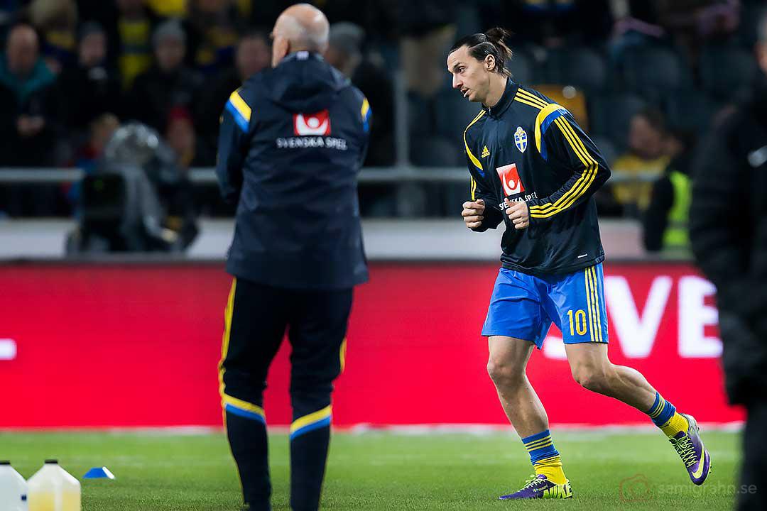 Sverige Zlatan Ibrahimović